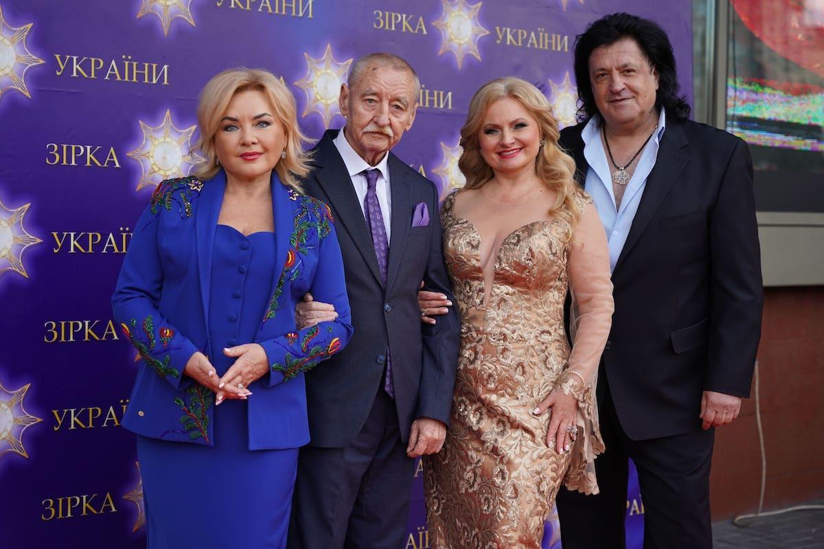 В Киеве на Аллее Звезд – 4 новых имени, слезы радости и хиты