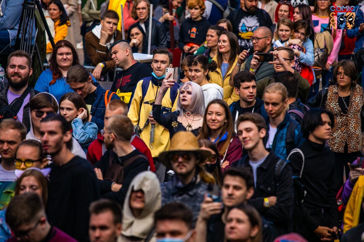 Фестиваль-рекордсмен – Comic Con Ukraine 2021 собрал более 40 000 человек