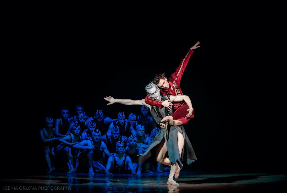 "Опера в октябре – ""Сказки Гофмана"" и фестиваль балета"