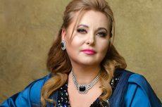 Людмила Монастырская, певица, опера, искусство